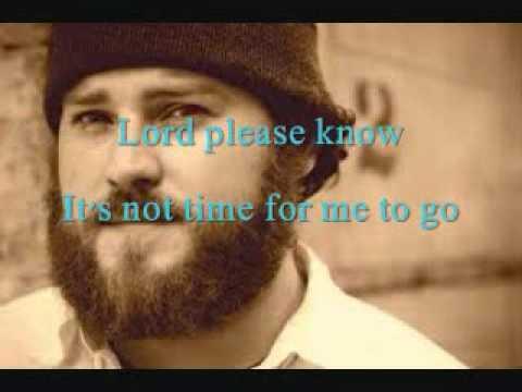 Zac Brown Band Natural Disaster (with lyrics)