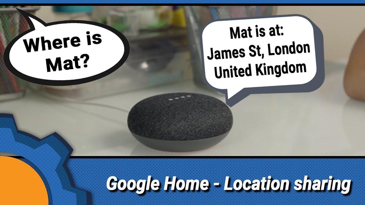 Google Home - Location Sharing: ETA & distance - Pocketables
