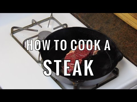 How to Cook a Steak Perfectly...and Easily | The Distilled Man