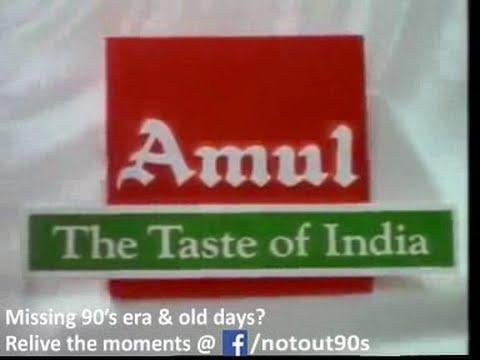 amul the taste of india -amul-the taste of india popular ad jingle lyrics:-zara si hasi dulaar zara sa amul zara si anban pyaar zara sa amul the taste of india bana de har pal ko har pal hi masti ka amul the taste of india yahi to amul bahiya swaad india ka amul the taste of india amul the taste of india amul the taste of india.
