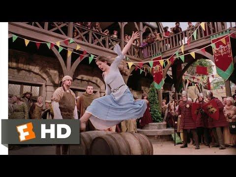 Ella Enchanted (4/12) Movie CLIP - Freeze!...