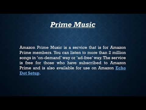 How To Subscribe Music Unlimited Service On Amazon Echo