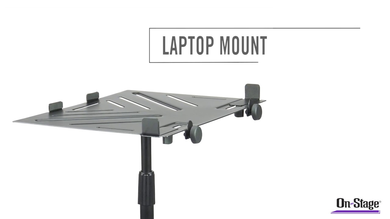 On-Stage MSA5000 Laptop Mount (OSS MSA5000)