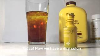 How Forever Aloe Vera Gel Works: Simple Demo