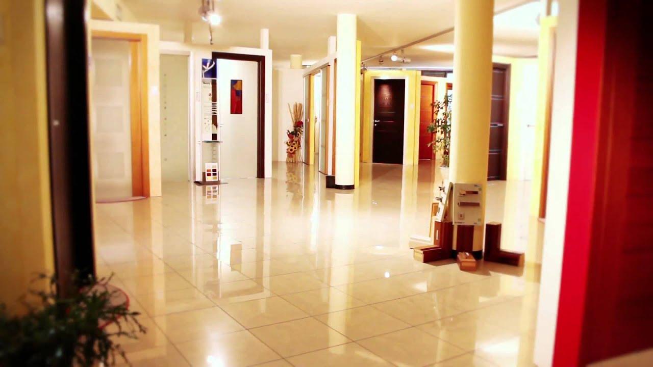 Frimar serramenti show room ossona youtube - Showroom porte e finestre ...