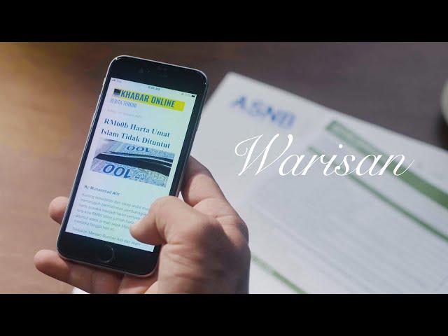 ASNB 'Warisan - Untukmu Janna' Webfilm version