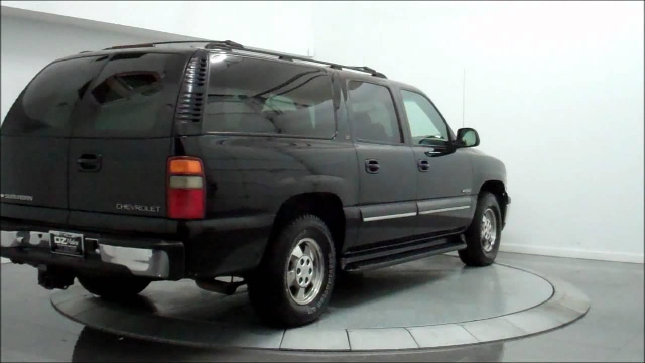 Chevy Suburban Seating >> 2000 Chevrolet Suburban 1500 4WD LT - YouTube