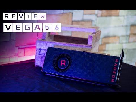 Review AMD RADEON RX VEGA 56, how it perform!