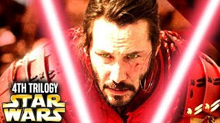 4th Star Wars Trilogy New Sith Lord! INSANE News (Star Wars Explained) New Trilogy