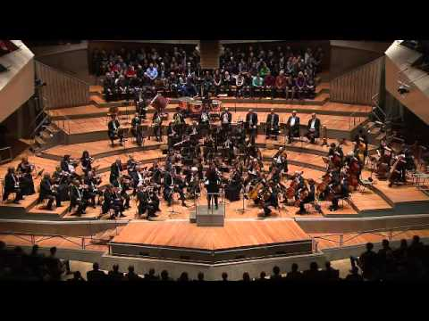 "Dvorak, Symphony No 9, ""New World"", 3rd Mvt. Conductor Rimma Sushanskaya"