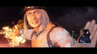 How It Ends, Or Begins - Mortal Kombat 11 Full Story Playthrough pt. 10
