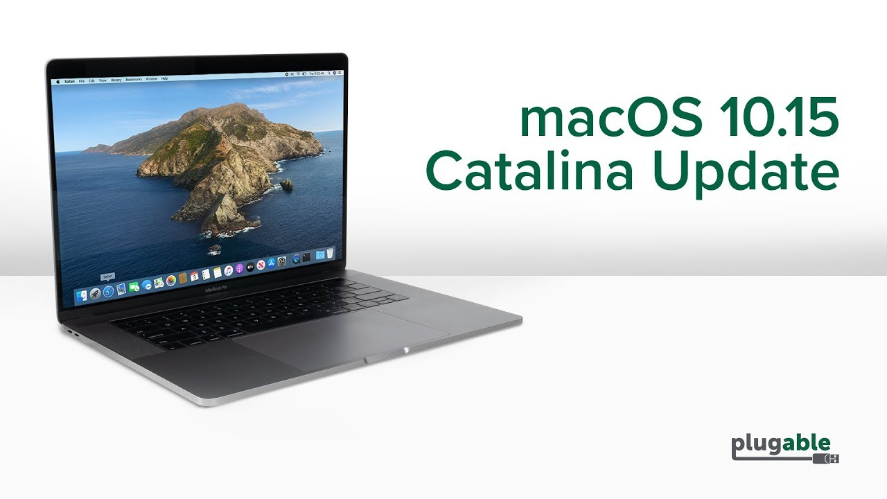 macOS 10.15 Catalina Update – How to Fix Your Plugable Ethernet Adapter