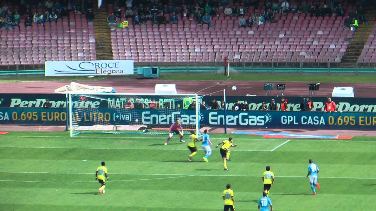 Napoli Lazio 4 2 13 04 2014 Gol Mertens Live In Hd Dalla