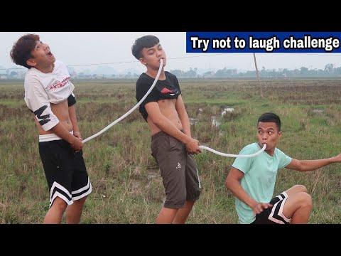 Coi Cấm Cười Phiên Bản Việt Nam | TRY NOT TO LAUGH CHALLENGE 😂 Comedy Videos 2019 | Hải Tv - Part99