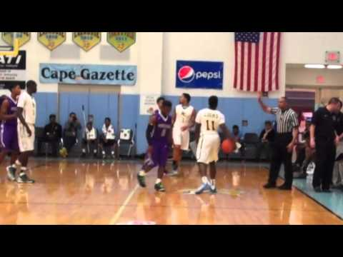 Slam Dunk to the Beach- Gonzaga College High School vs No. 5 Roselle Catholic - FinestMag.com