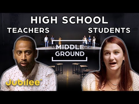 Can High School Teachers & Students See Eye to Eye?