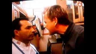 Gordon Ramsay Kitchen Nightmares: Cerdo francés inútil!