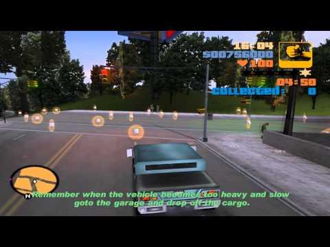 Grand Theft Auto III - Mission #58 - Bullion Run