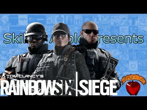 Rainbow Six Siege Ranked Squad Gameplay LIVE