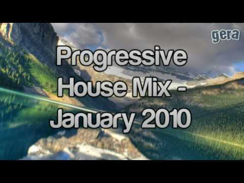 Top 10 Progressive House Mix - January 2010