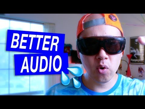 How to Get Better Audio for Video 📷 ✨ 5 Tips