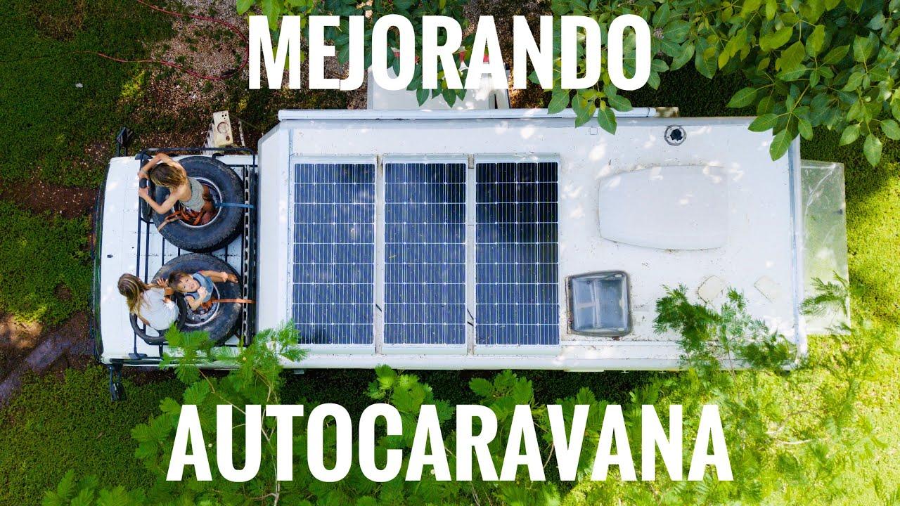 🇨🇷 ¿Camperizar en Costa Rica es caro? Le hacemos unos BRICOS A LA AUTOCARAVANA, Cap.49