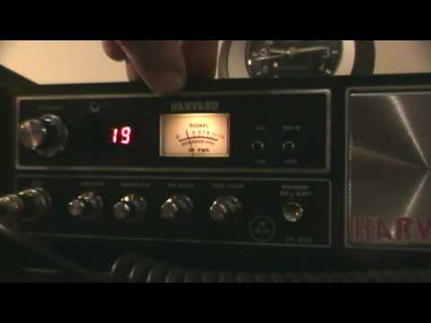 Harvard CB Radio Homebase