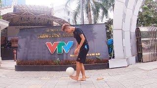 PHD   Thử Thách Tâng Bóng 1000 Lần   Kick The Ball
