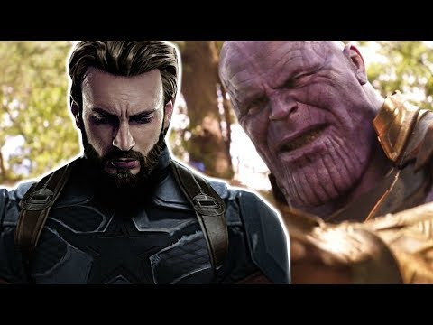 Why Thanos Actually KILLED Captain America In Infinity War - INFINITY WAR EXPLAINED