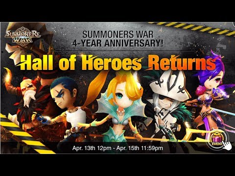 Which One Should You Pick? SW 4th Year Anniversary Hall Of Heroes