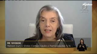 """Cármen Lúcia: Brasil é um país de """"desmemória"""""""
