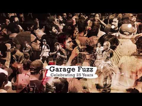 "Garage Fuzz - ""Celebrating 25 Years"" - Full DVD"
