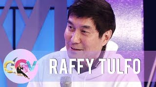 "Raffy Tulfo looks back on his days before he became the ""sumbungan ng bayan"" 