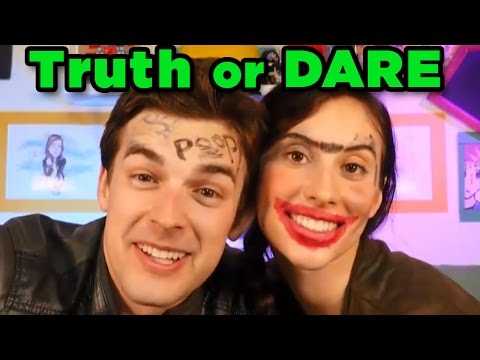 I'M SO EMBARRASSED... Truth or Dare Challenge