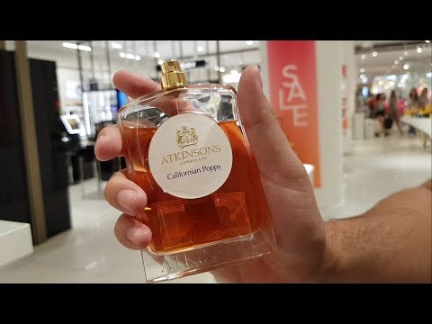 Discovering ATKINSONS Fragrances | Niche Perfumes