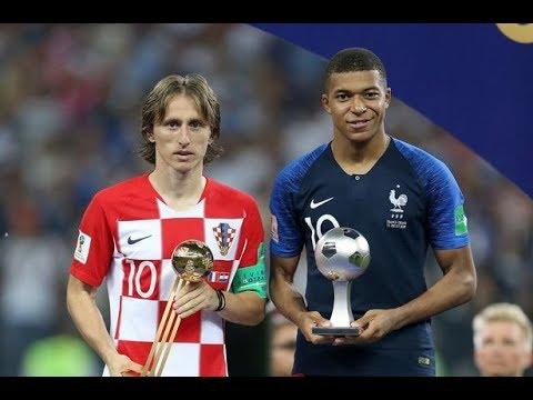 FRANCE - CROATIA :  FIFA 18 WORLD CUP FINAL (HD REAL FULL MATCH)