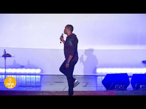 """Prayer The Winning Edge"" - Touré Roberts"