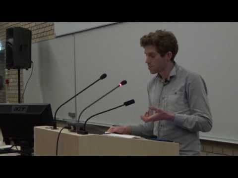 'Realism and Materialism in Sound Studies' a paper by Will Schrimshaw