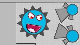 Diep.io NEW Class SPIKE Best Trolling Class Diepio Gameplay!