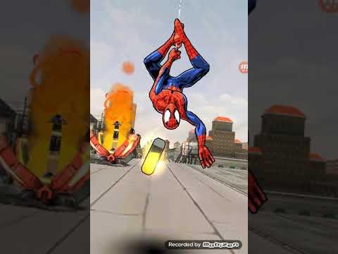 Прохождение игры Совершенный Человек паук!