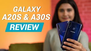 Samsung Galaxy A30s & A20s Review!