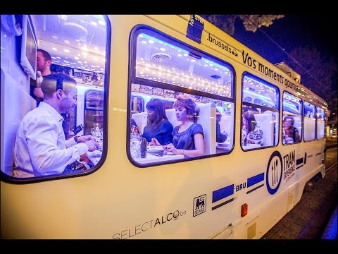 Try The Tram Experience In Brussels