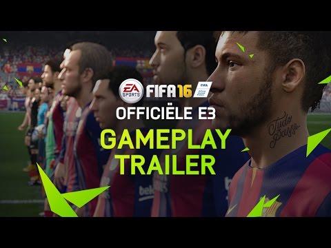 FIFA 16 Officiële E3 Gameplay Trailer - Xbox One, PC