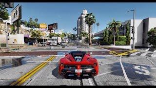 ► GTA 5 NaturalVision ✪ Photorealistic Graphics MOD - 1080p 60 FPS GTA V PC