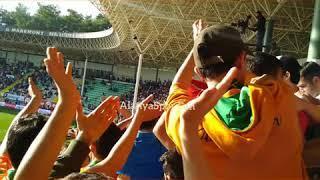 Alanyaspor Tribün | Hayat seninle güzel Alanyaspor 3-1 Akhisarspor Süper Lig