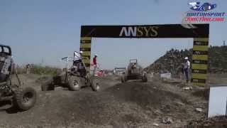 baja sae india 2015 endurance race   motorsportjunction com