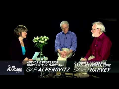 Preview: David Harvey & Gar Alperovitz talk Capitalism & Cooperation!