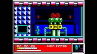 dan Dare (ZX Spectrum) Walkthrough 1/2