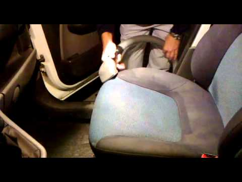 car upholstery cleaning with carbon dioxide new technology youtube. Black Bedroom Furniture Sets. Home Design Ideas