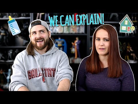 We Can Explain! - Channel/Life Update. Where Have We Been?